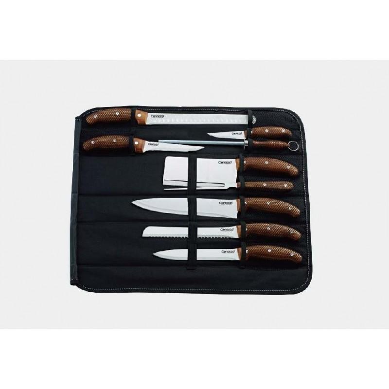 set de couteaux de cuisine 10 pcs cenocco cc 9010. Black Bedroom Furniture Sets. Home Design Ideas